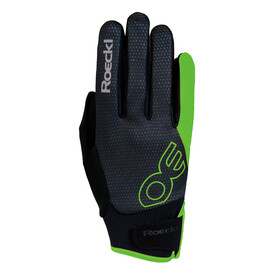 Roeckl Riga Bike Gloves green/black